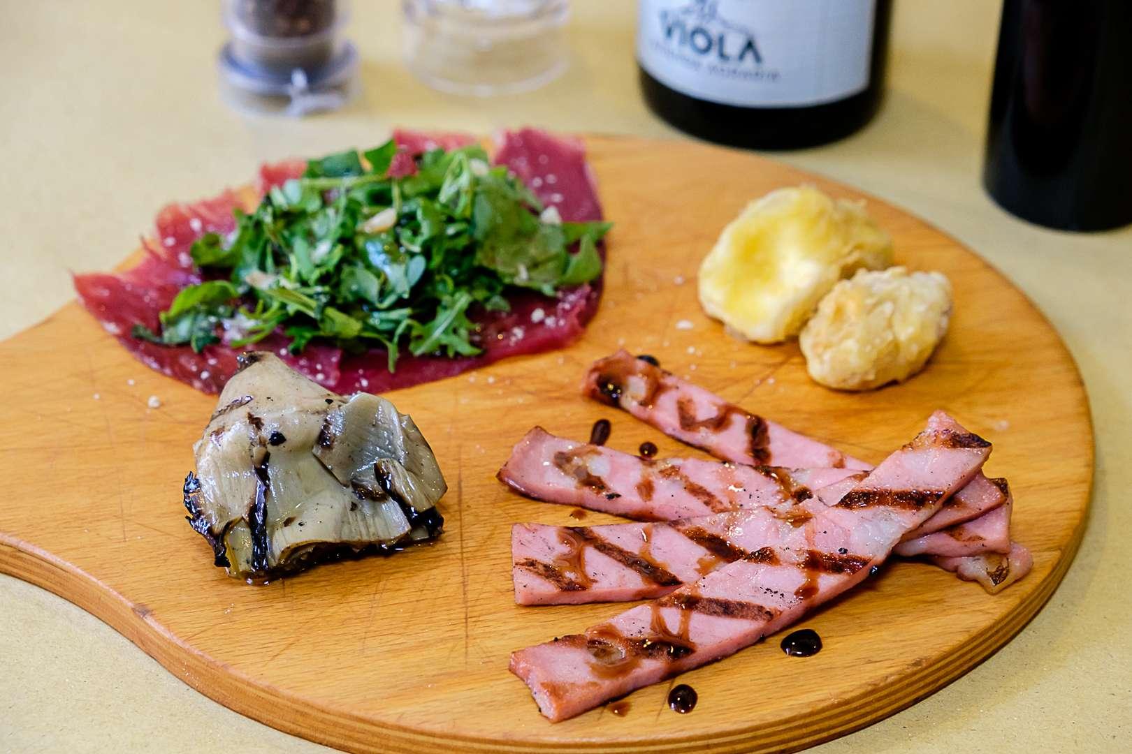 Iscriviti alla nostra Newsletter e VINCI un Menù Degustazione!