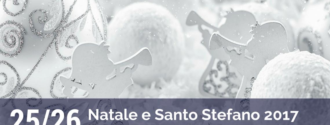 La Fraschetta di Mastro Giorgio Natale Santo Stefano 2017
